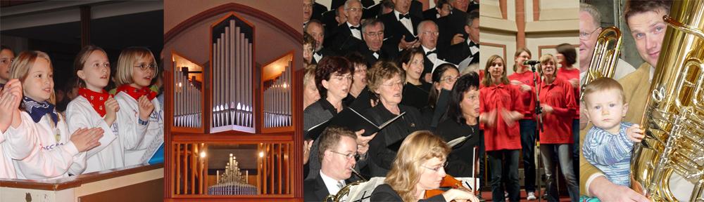 Kirchenmusik in Neuwied
