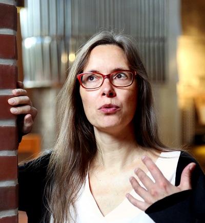 Kerstin Petersen Konzertorganistin