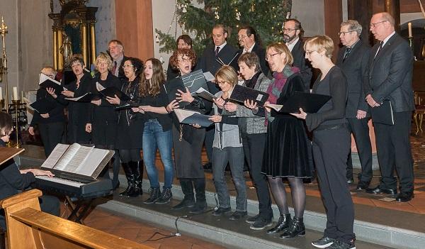 Kirchenchor Engers