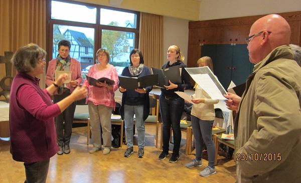 Chor der Friedenskirchengemeinde
