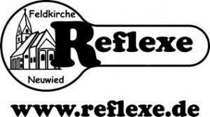 Logo der Musikgruppe Reflexe