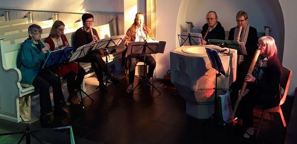FlötenEnsemble Feldkirchen-Altwied